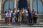 Group photo - ISEST Workshop, Hvar, 17.6.2013
